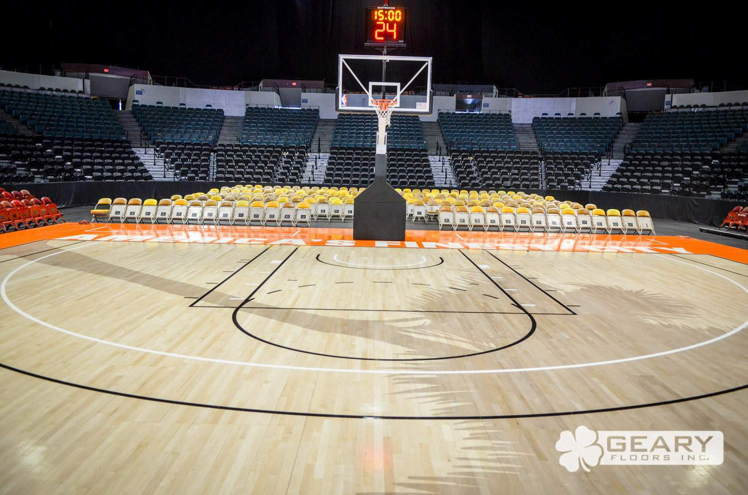 Casino valley view sports arena